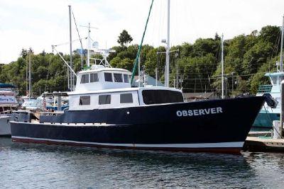 1966 Custom Blount Marine Research Vessel