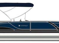 2022 Godfrey Monaco 215 C GTP 27 in.