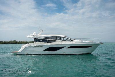 2018 Sea Ray L550