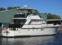 1977 Hatteras 53 Yacht Fisherman PM