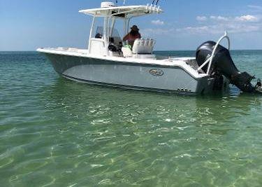 2014 Sea Hunt Gamefish 25