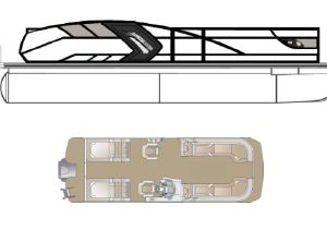 2022 Crest Caribbean RS 250 SLRC