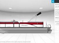 2022 Manitou Aurora LE 22 RF Twin Tube