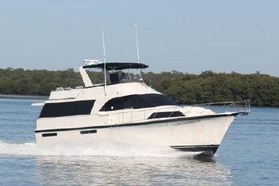 1990 Ocean Yachts 48 MOTOR YACHT