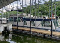 1974 Watercraft 57x15 Aluminum Houseboat