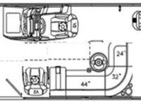 2022 Premier 230 4PT 115HP