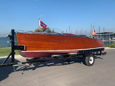 1938 Chris-Craft 17 DELUXE RUNABOUT