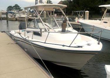 1999 Grady-White Seafarer 228