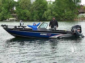 2018 Alumacraft 205 Competitor