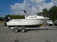 2008 Sea Fox 218 WA