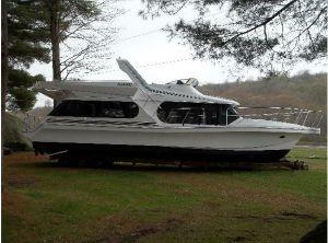 1993 Bluewater Yachts Coastal Cruiser