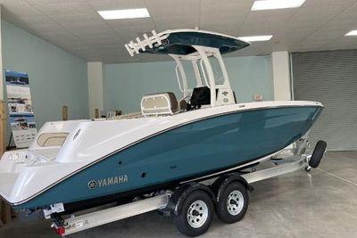 2021 Yamaha Boats 255FSH SP E
