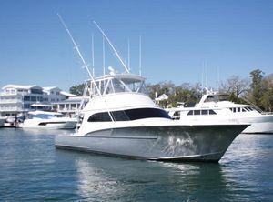 1999 Custom Carolina Sonny Briggs w/ Seakeeper