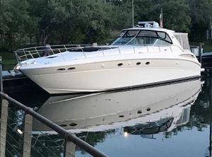 2002 Sea Ray 510 Sundancer