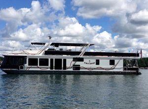 2002 Sumerset Houseboat 16X80