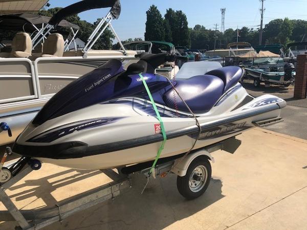 Used 2003 Yamaha Waverunner Fx 140 Cornelius Nc 28031 Boat Trader