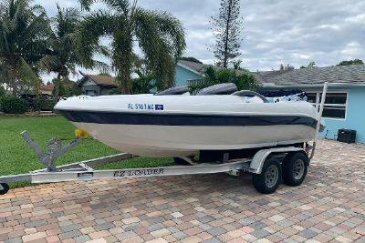 2002 Sea-Doo Sport Boats Challenger 2000