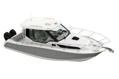 2022 Boston Whaler 325 Conquest Pilothouse