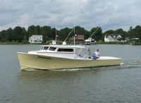 2002 Custom Deadrise Mariner