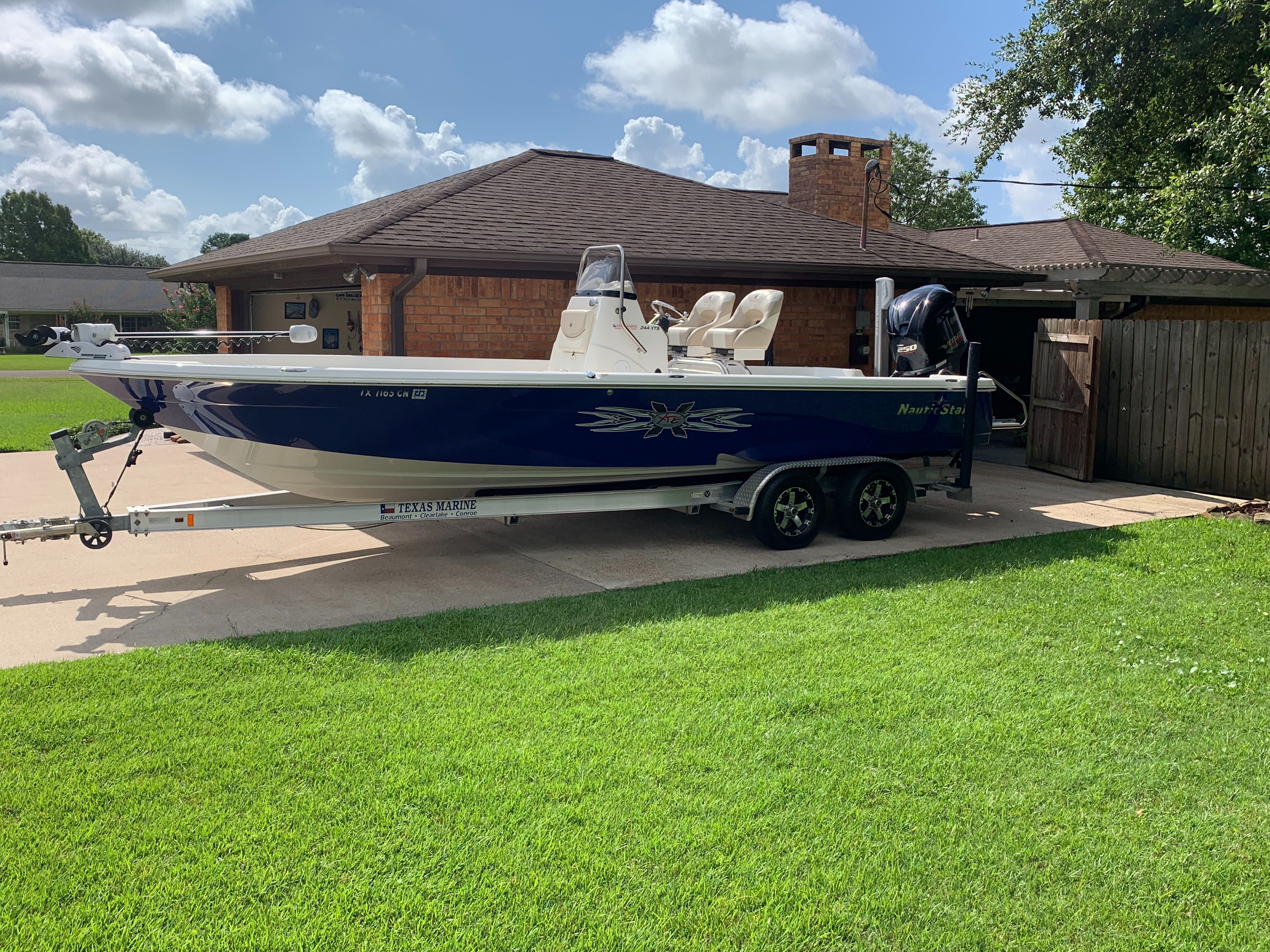 Center Console boats for sale in Texas by owner - Boat Trader