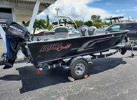 2015 Alumacraft Escape 165 Tiller