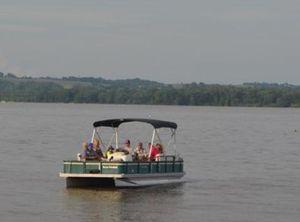 2004 Harris FloteBote Fisherman 220