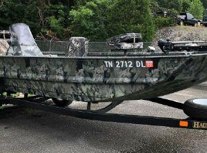 2005 War Eagle 860 Ldsv
