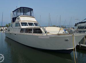 1969 Custom-Craft 48' American Cruiser