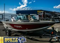 2021 Smoker Craft 172 Pro Angler