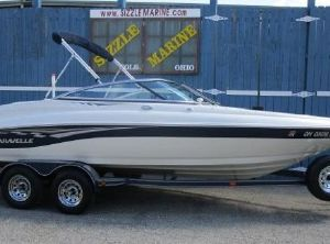 2005 Caravelle 207LS Bow Rider