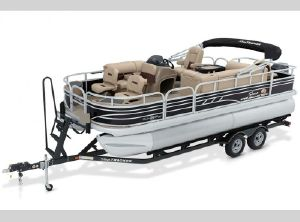 2022 Sun Tracker Party Barge 20 DLX