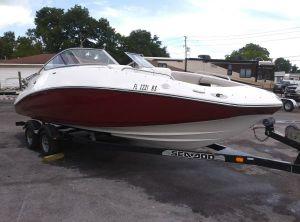 2009 Sea-Doo Sport Boats Challenger 230