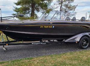 2017 Ranger 621FS Fisherman