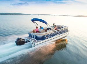 2021 Sun Tracker PARTY BARGE® 22 RF XP3