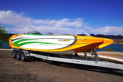 2006 Daves Custom Boats F29