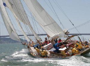 1930 Alden Staysail Schooner