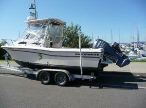 2008 Grady-White 226 Seafarer