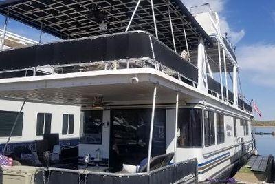 2000 Stardust Cruisers Houseboat