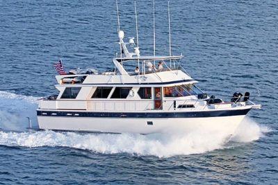 1989 Jefferson 65 Motor Yacht