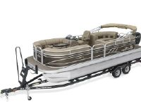2022 Sun Tracker Party Barge 22 DLX