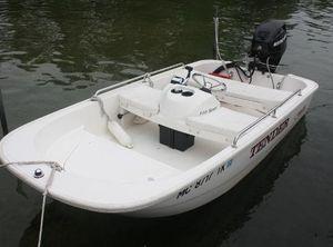 2012 Boston Whaler 110 Sport