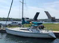 1988 Canadian Sailcraft 36 Merlin