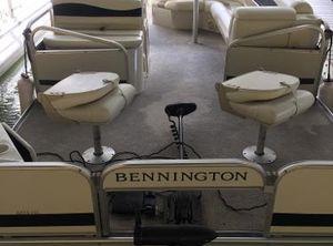 2008 Bennington 2275FSi