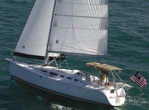 2008 Hunter 38