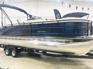 2021 Harris Solstice 250 SL