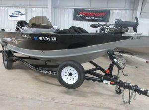 2011 Smoker Craft 171 Pro Angler