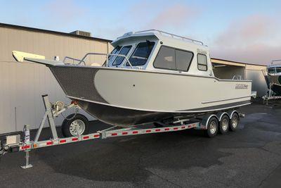 2021 Hewescraft 270 Alaskan