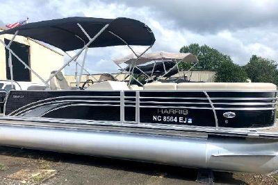 2019 Harris FloteBote 250 SUNLINER