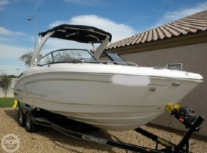 2015 Chaparral 257 SSX 50th Anniversary Edition