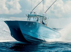 2021 SeaHunter 46 CTS